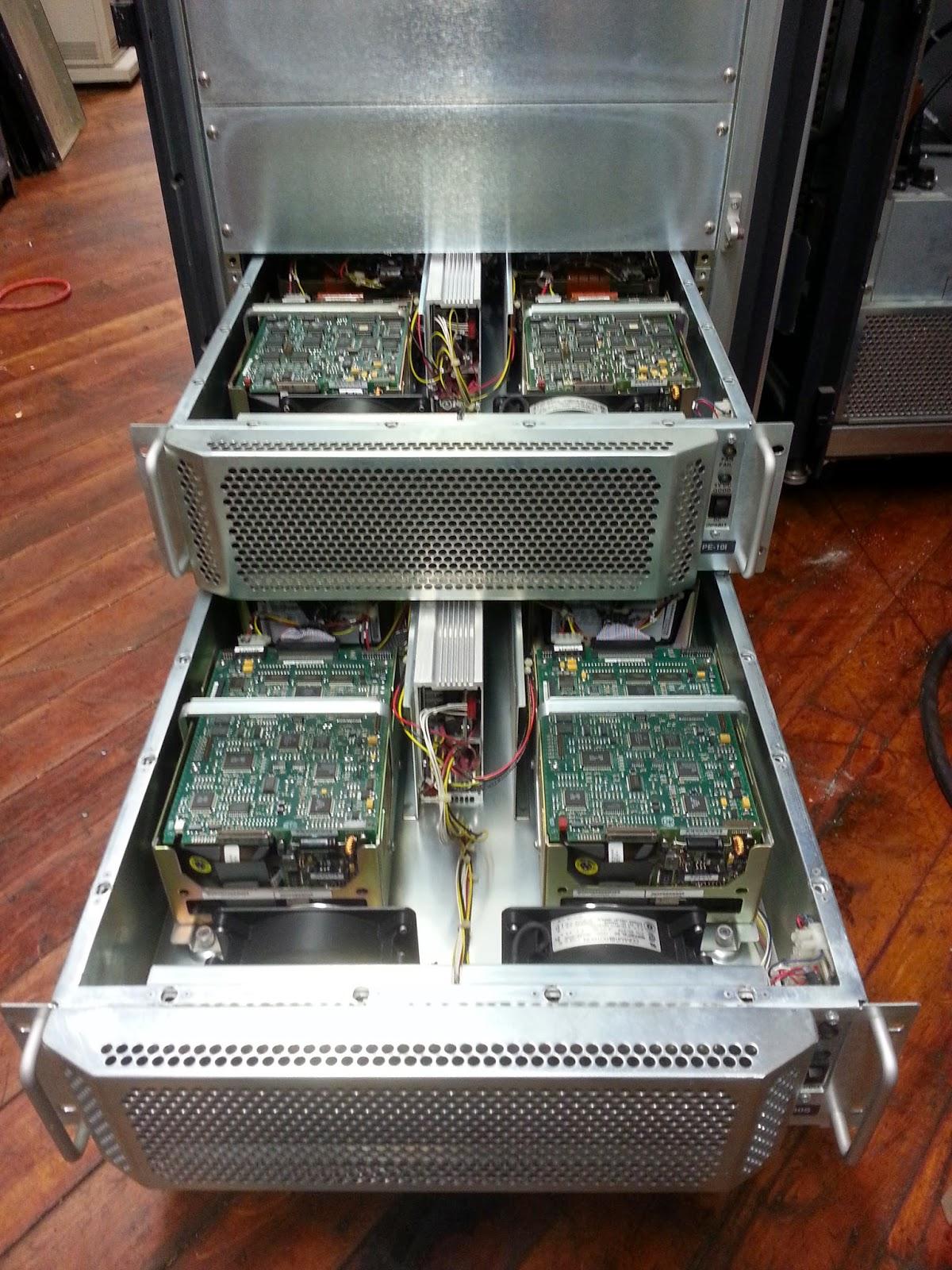 Disk arrays