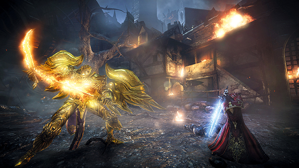 Castlevania Lords Of Shadow 2 - Screenshot 2