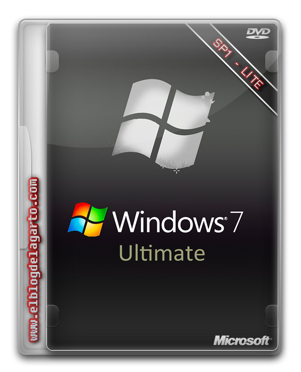 Windows 7 ultimate Lite Sp1