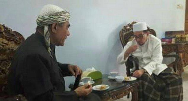 ... PKS Habib Salim Segaf Al Jufri Silaturahim ke Kyai-Kyai | PIYUNGAN