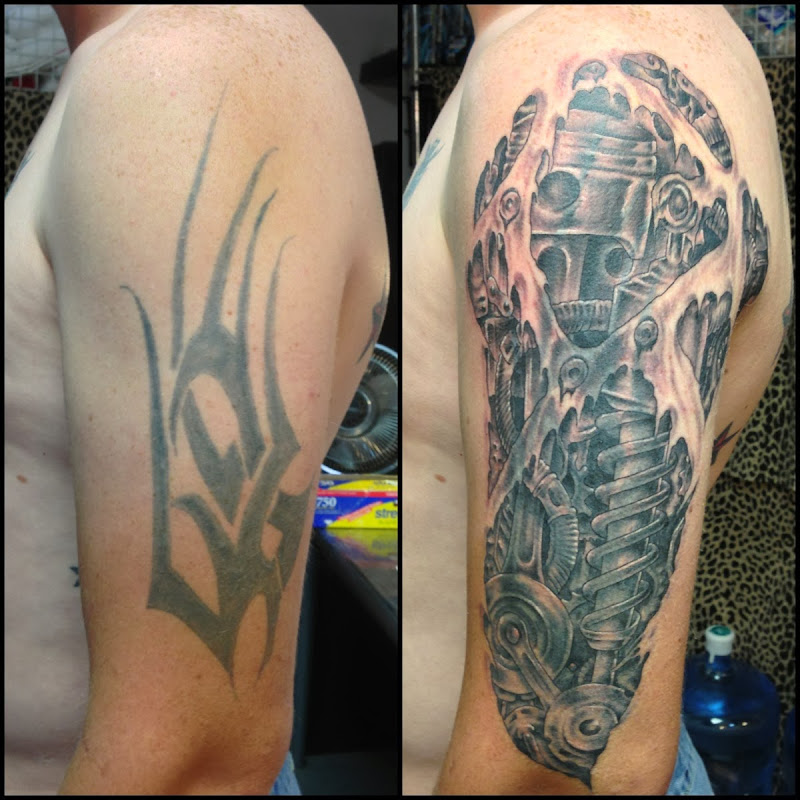 cover up tattoo by russell fortier lucky 7 tattoo north lake tahoe title=