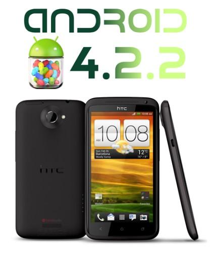 Htc inizia l'aggiornamento alla versione 4.2.2 e Sense 5 per il suo smartphone tegra 3 One X+
