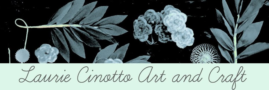 laurie cinotto art + craft