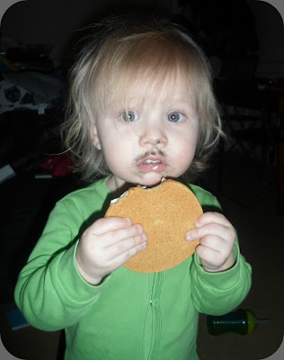 toddler moustache