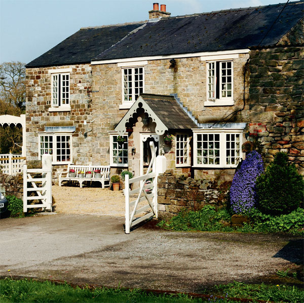 Shabby in love english country house for Cottage anglais