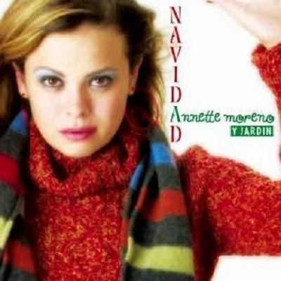 Libreria el renuevo de jehova annette moreno navidad album for Annette moreno y jardin