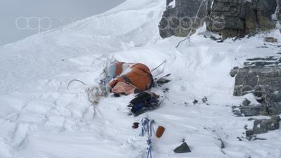 Over 200 Dead Bodies on Mount Everest