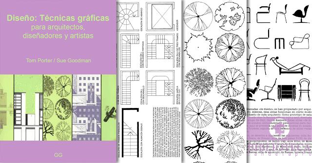 Tecnicas graficas para arquitectos,diseñadores y artistas [Porter/Goodman]