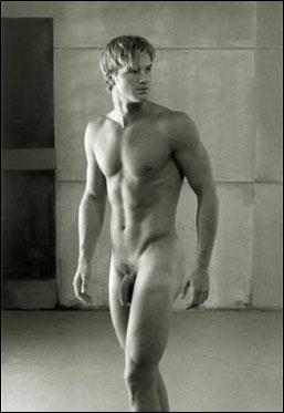 El Desnudo Masculino O Obra De Arte