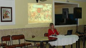 Ms. Liliana Raggio, Docente e Investigadora del Instituto de Ciencias Antropológicas.
