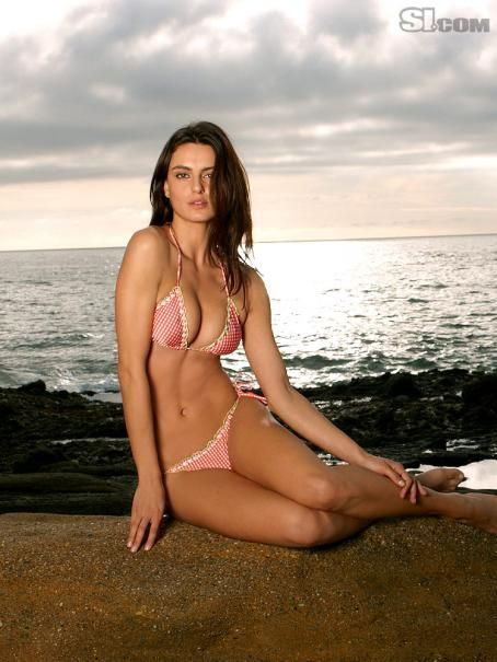 Catrinel Menghia Sports Illustrated