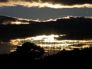Nubes Zaragoza
