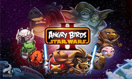 Rilasciato ufficialmente il nuovo gioco Rovio Angry Birds della saga Star Wars