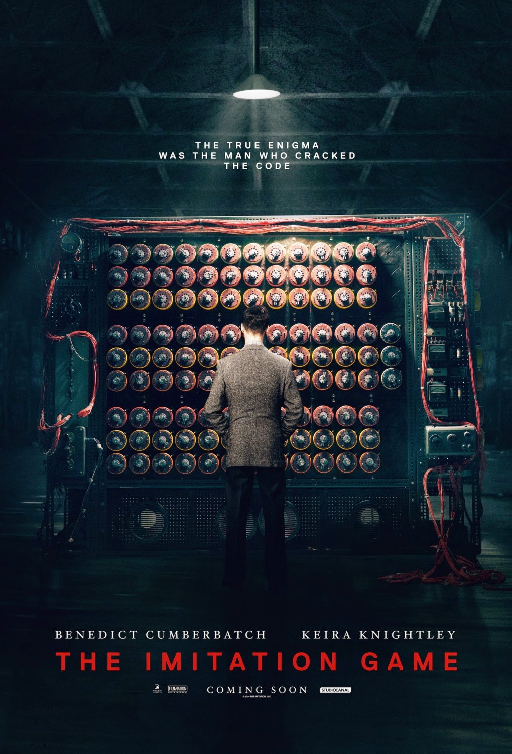 Descifrando Enigma: The Imitation Game (2014)