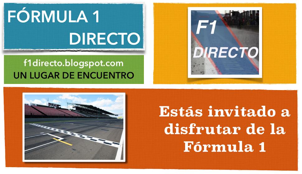 F1 Directo Noticias Temporada 2017