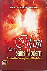 toko buku rahma: buku islam dan sains modern, pengarang dr. h. ali anwar yusuf, msi, penerbit pustaka setia