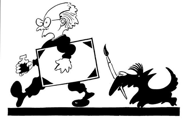 Promocija knjige karikatura Predraga Koraksića Coraxa