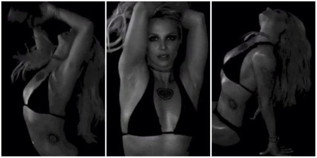 "Britney Spears ""enciende"" Instagram"