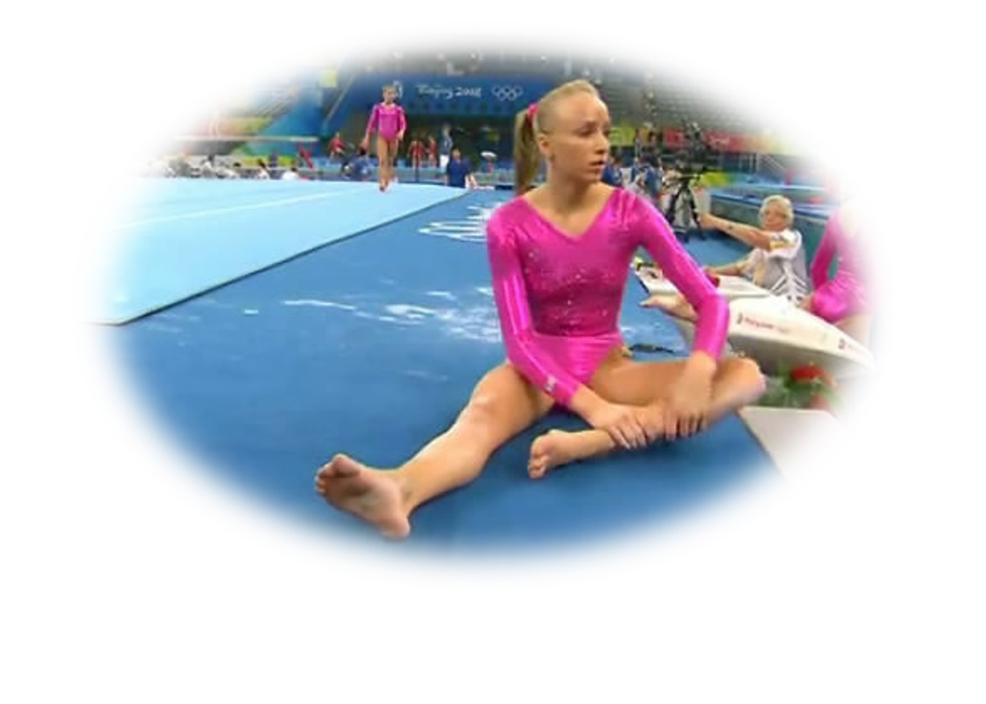 Gymnastics and More!: Januar 2012 Nastia Liukin Gymnastics Wallpaper