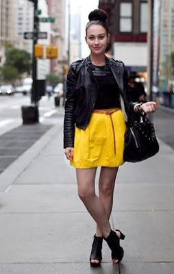Blog de moda - casa comida e roupa de marca Vania Oliveira 10 Jeitos de usar amarelo - talvez o sol apareça!