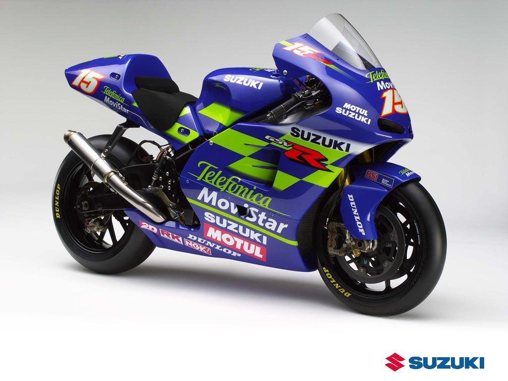 Suzuki Motul Heavy Bike