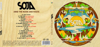 CD SOJA – Amid The Noise And Haste