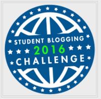 2016 Blogging Challenge