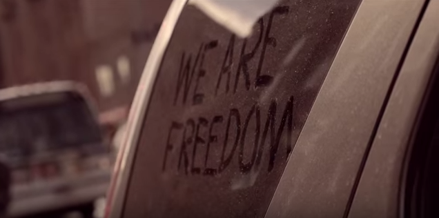 original marines campagna pubblicitaria 2015 we are we wear freedom