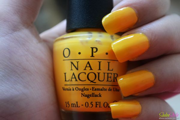 OPI Nail Lacquer IT