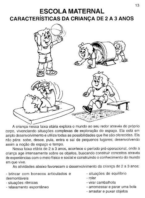 PROJETO SOCIALIZAÇÃO MATERNAL 1 E 2