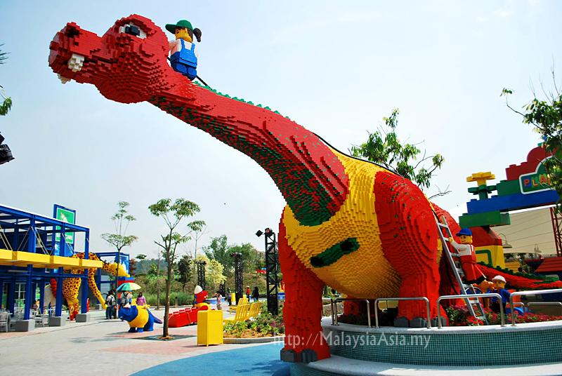 Nusajaya Malaysia  City pictures : ... Nusajaya Malaysia: Lagi Gambar Keceriaan Perasmian Legoland Malaysia