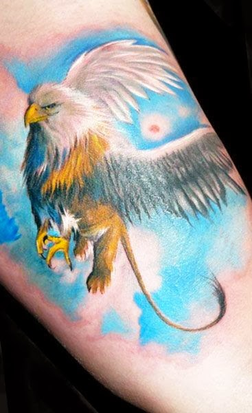 Best Eagle Bird Tattoos