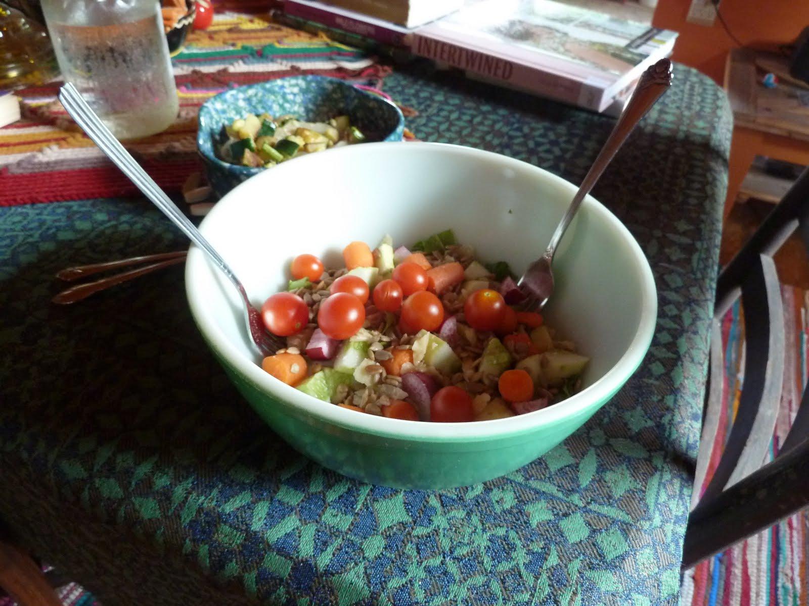 The Common Milkweed Jethro Bodine Salad A Summer Favorite