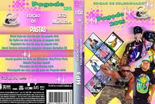 MP3 Pagode 2015