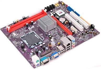 ECS G31T-M7 Motherboard