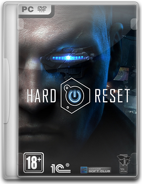 Capa Hard Reset   PC (Completo) 2011 + Crack