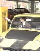 Mr Bean Ở Bãi Đỗ Xe