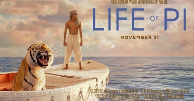 Welcome to the movie zone the moral value in life of pie for Life of pi character development