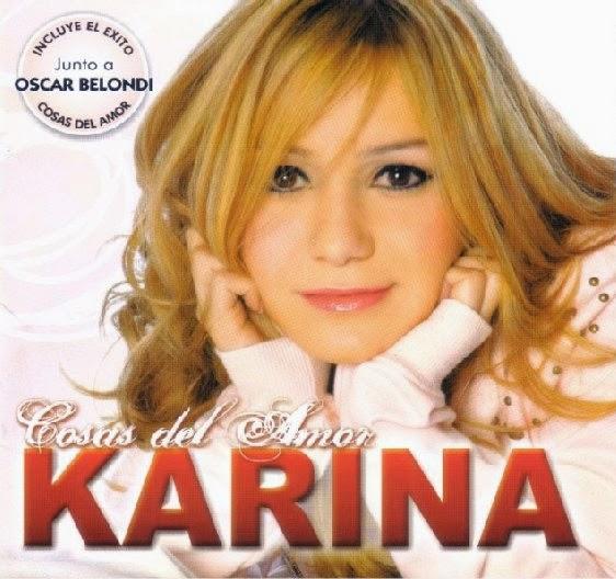 Karina - Cosas Del Amor (2006)