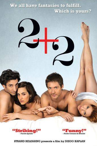 Two Plus Two (2012) ταινιες online seires oipeirates greek subs