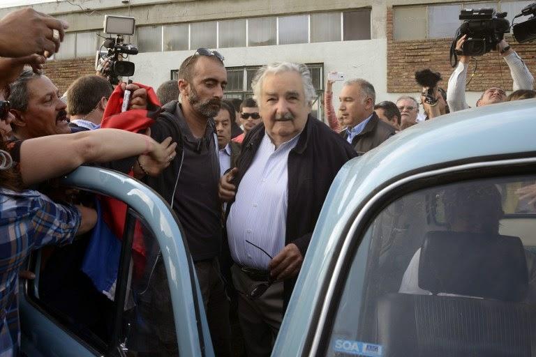 gazdagok, José Mujica, politika, Uruguay,