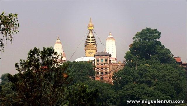 Swayanbhunath-Temple