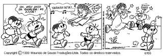 Gênero textual - história em quadrinhos