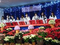 ノートルダム女子大学によるハンドベルコンサート