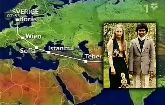 Lelaki kayuh basikal 4,000 kilometer dari India ke Sweden demi cinta