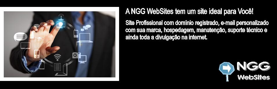 A NGG WebSites tem um site na medida pra Você!