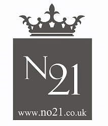 This Blog is sponsored by No21 Vintage & Interiors