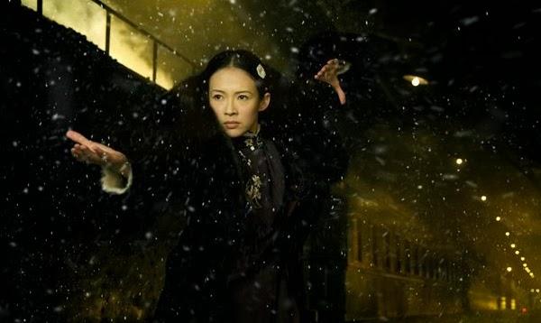 "Zhang Ziyi  en ""The Grandmaster"""