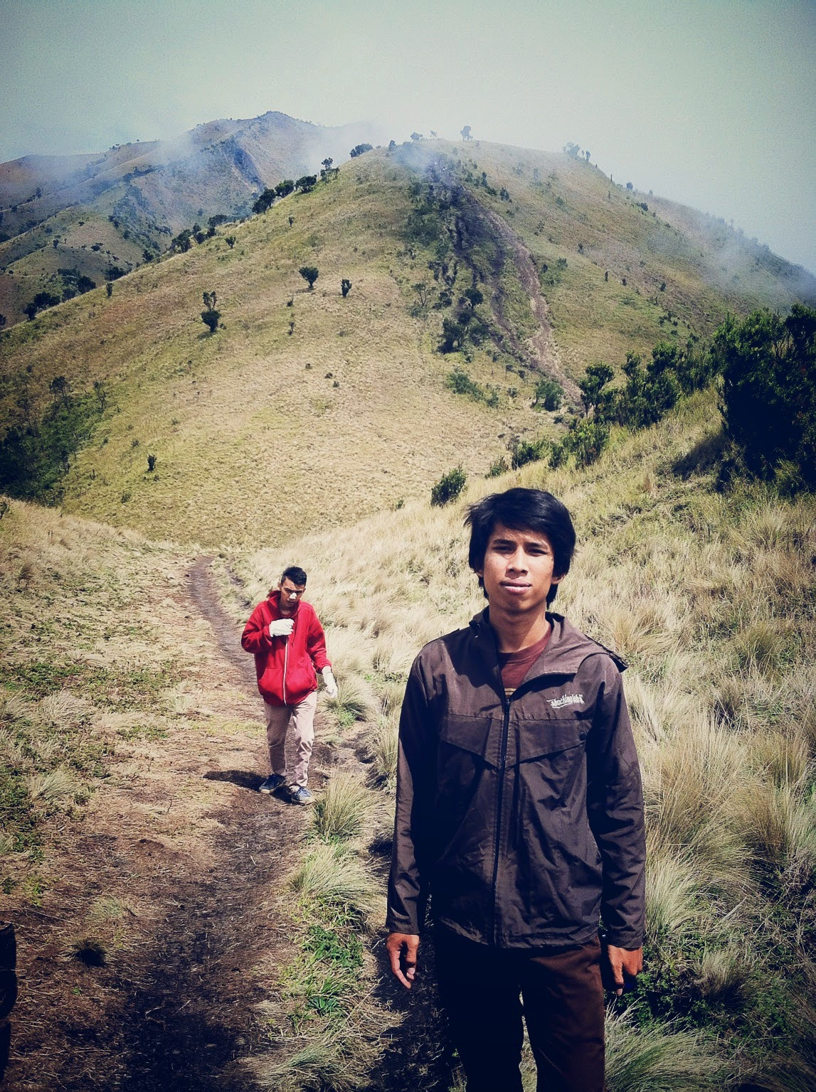 mt.merbabu central java