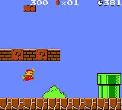 Se busca un Mario Bross